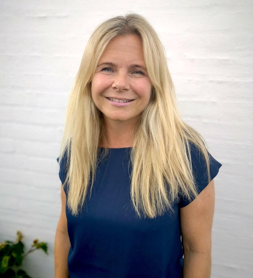Susanne Pliniussen - terapeut