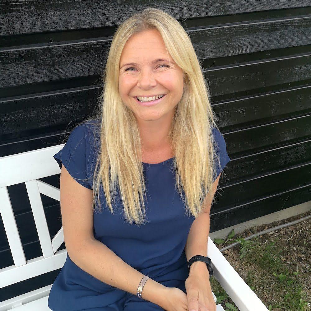 Susanne Elise Pliniussen, pædagogisk konsulent og psykoterapeut MPF